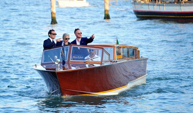 Apuesta en Venecia